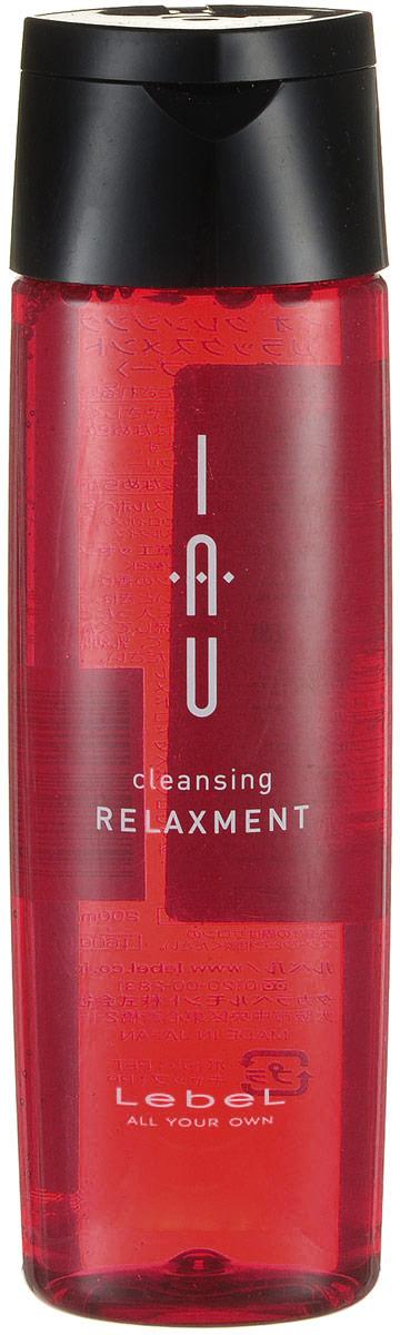 Lebel IAU Расслабляющий аромашампунь для сухой кожи головы Cleansing Relaxment 200 мл lebel iau cleansing clearment освежающий аромашампунь для нормальной кожи 200 мл