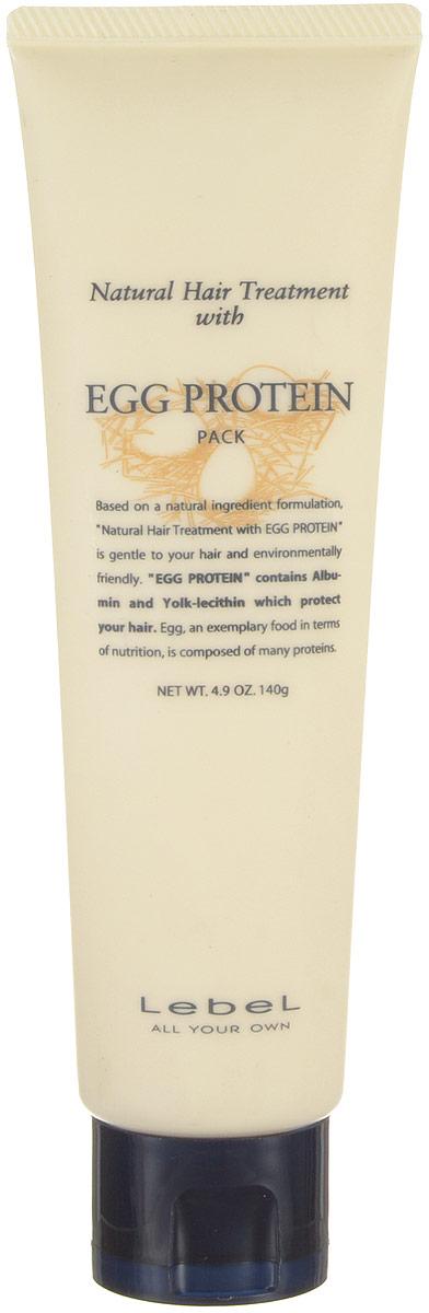 Lebel Natural Hair Маска с яичным протеином Soap Treatment Egg Protein 140 г цена