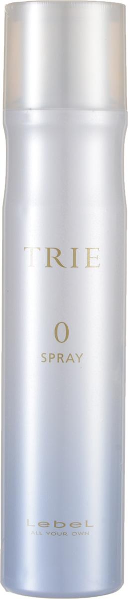 Lebel Trie Спрей–блеск легкой фиксации Smoothfeel Spray 0 170 г lebel cosmetics trie powdery spray 5 спрей пудра с матирующим эффектом 170 г