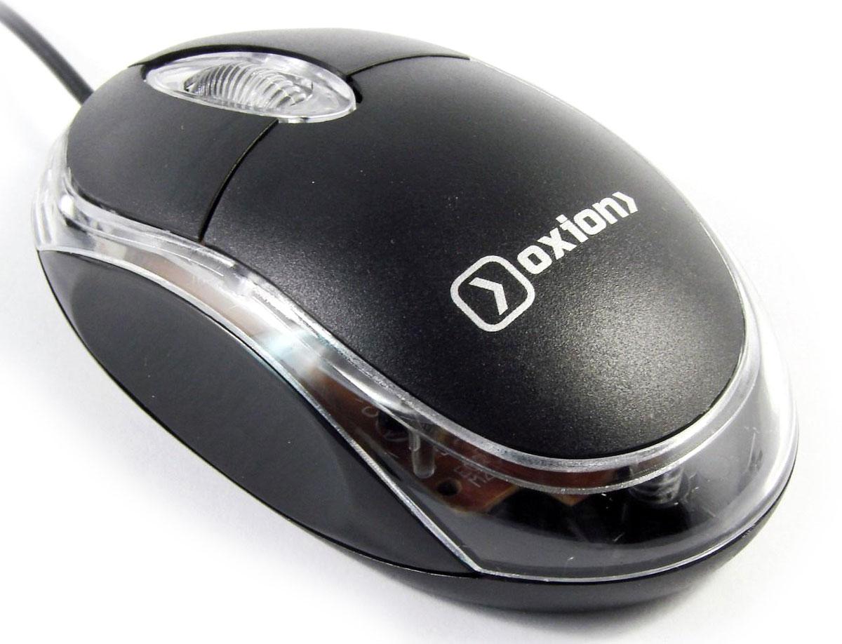 цена на Мышь Oxion OMS001, Black