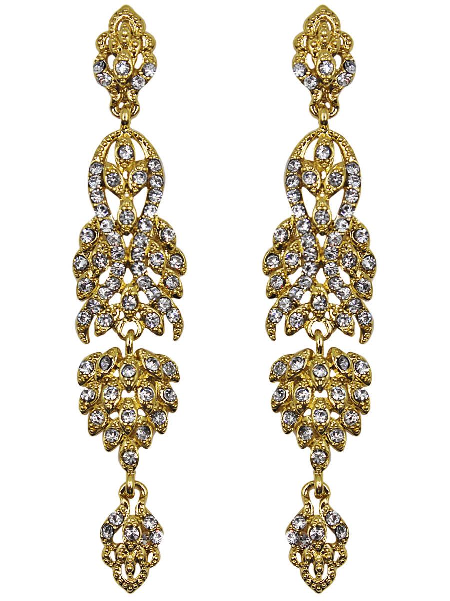 Серьги Taya серьги висячие stephany jewelry