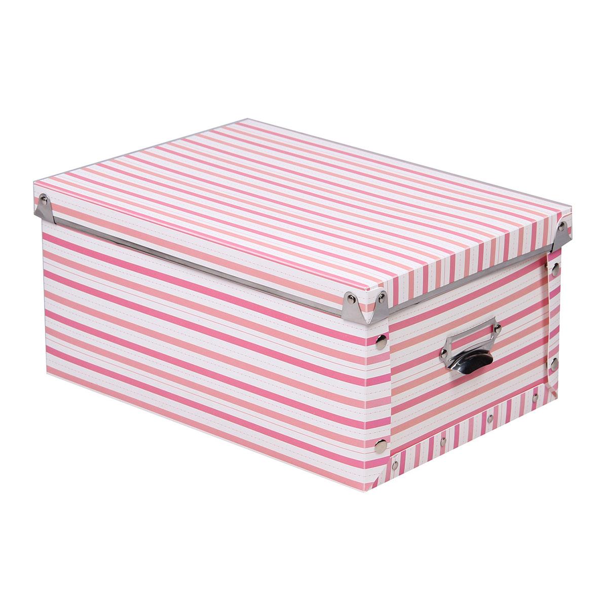 Короб для xранения Miolla, 22,5 x 18,5 x 15 см. SBС-02 короб для xранения обуви miolla 52 x 30 x 11 см