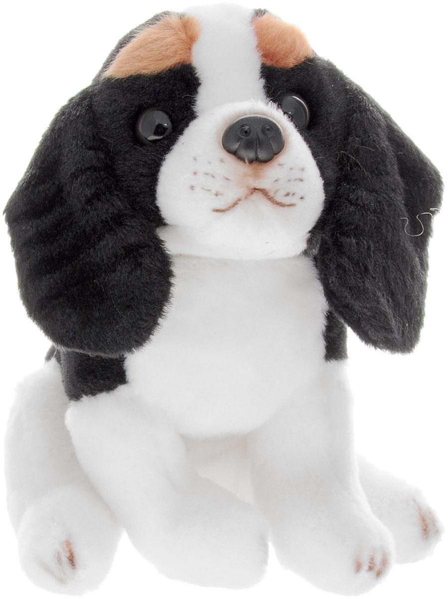 Fancy Мягкая игрушка Собака Эля 14,5 см
