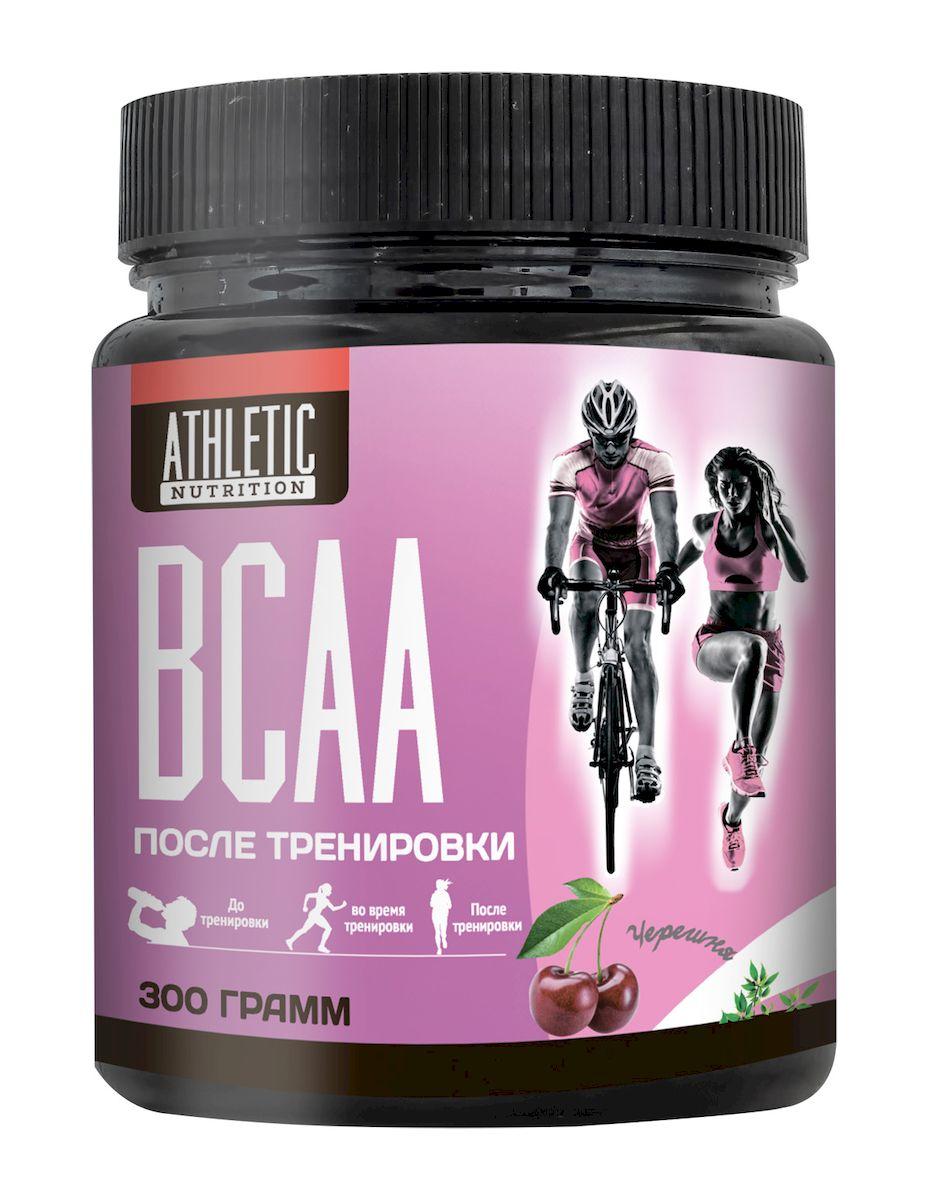 Athletic Nutrition BCAA, 300 г athletic nutrition bcaa 300 г