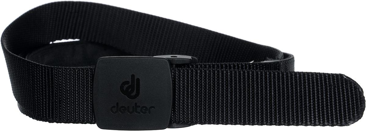 Кошелек-ремень Deuter Security Belt, цвет: черный кошелек deuter security wallet ii цвет бежевый