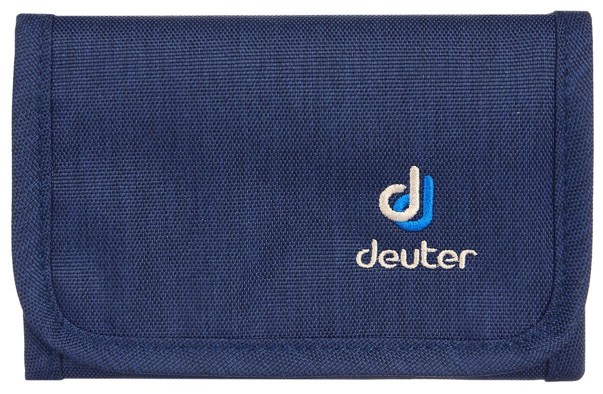 Кошелек Deuter Travel Wallet, цвет: темно-синий, синий кошелек deuter security wallet ii цвет бежевый