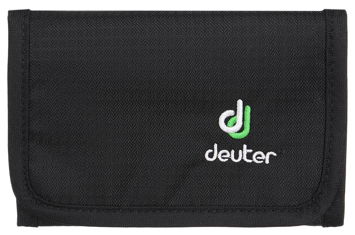 Кошелек Deuter Travel Wallet, цвет: черный кошелек deuter security wallet ii цвет бежевый