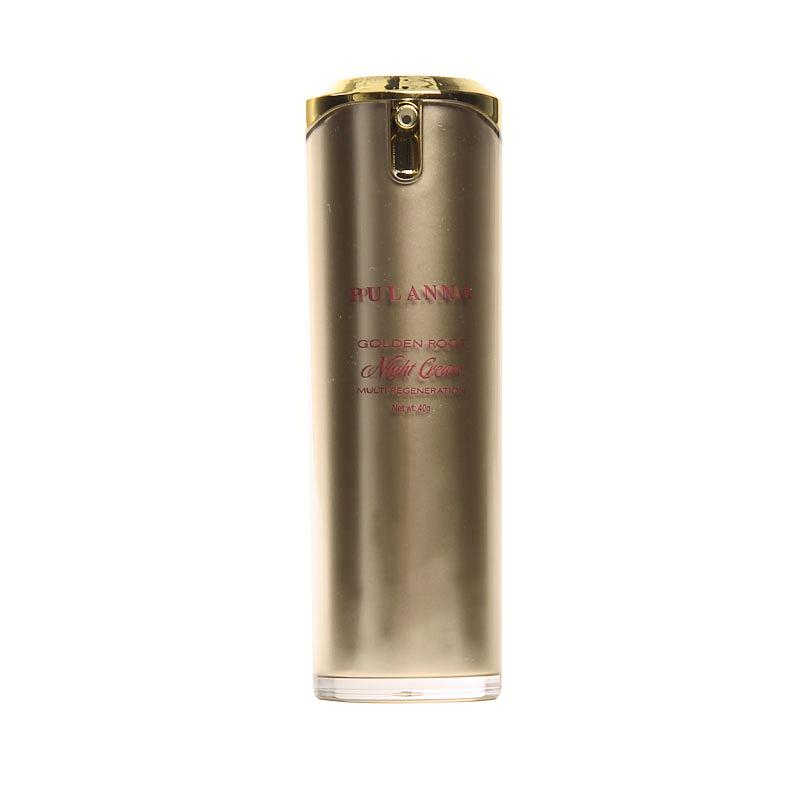 PulannaМульти-регенерирующий ночной крем на основе золотого корня - Night Cream Multi-Regeneration 40 г Pulanna