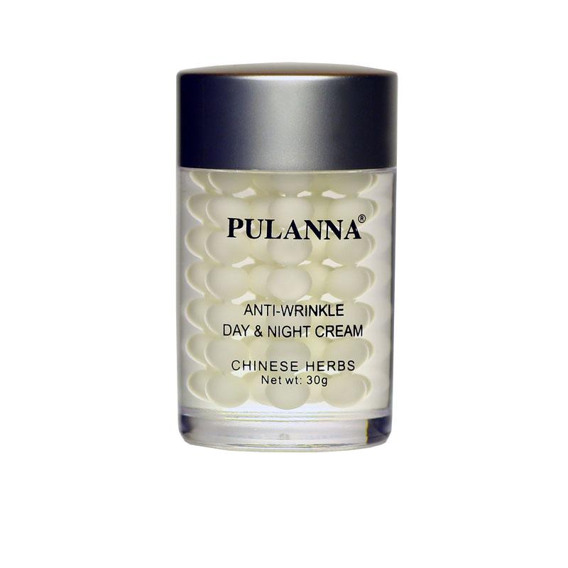PulannaДневной-ночной крем от морщин на основе целебных китайских растений - Day& Night Cream 30г Pulanna
