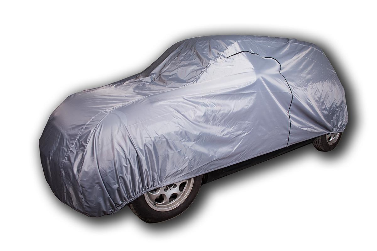 Защитный тент-чехол для автомобиля