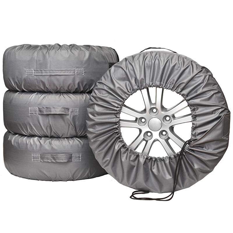 Чехлы для хранения автомобильных шин AvtoTink Комфорт, от 14 до 18, 4 шт