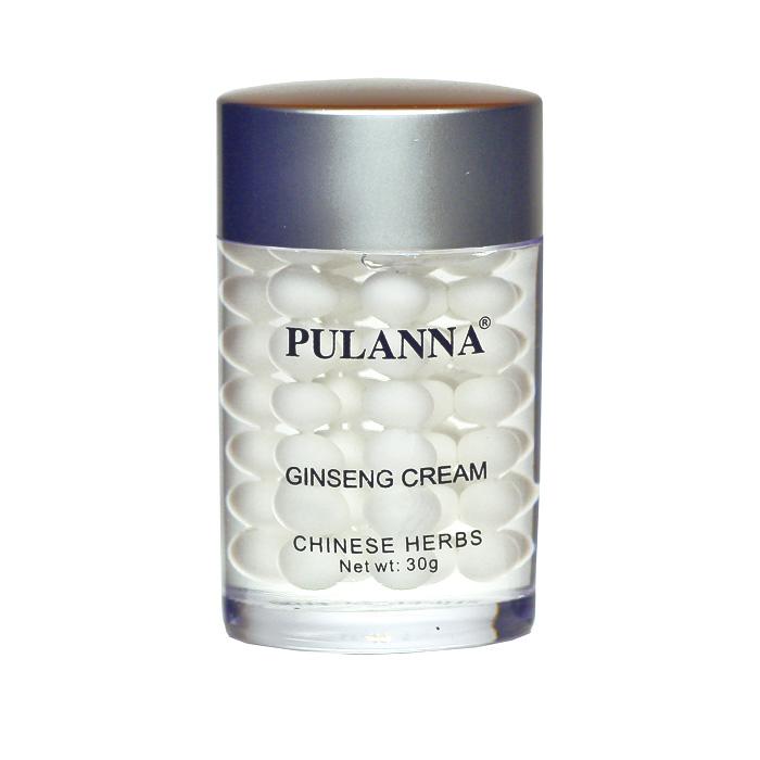 PulannaОмолаживающий женьшеневый крем на основе женьшеня - Ginseng Cream 30 г Pulanna