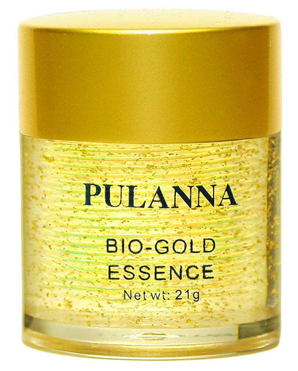 PulannaБио-золотой гель для век на основе био-золота - Bio-gold Essence 21 г Pulanna