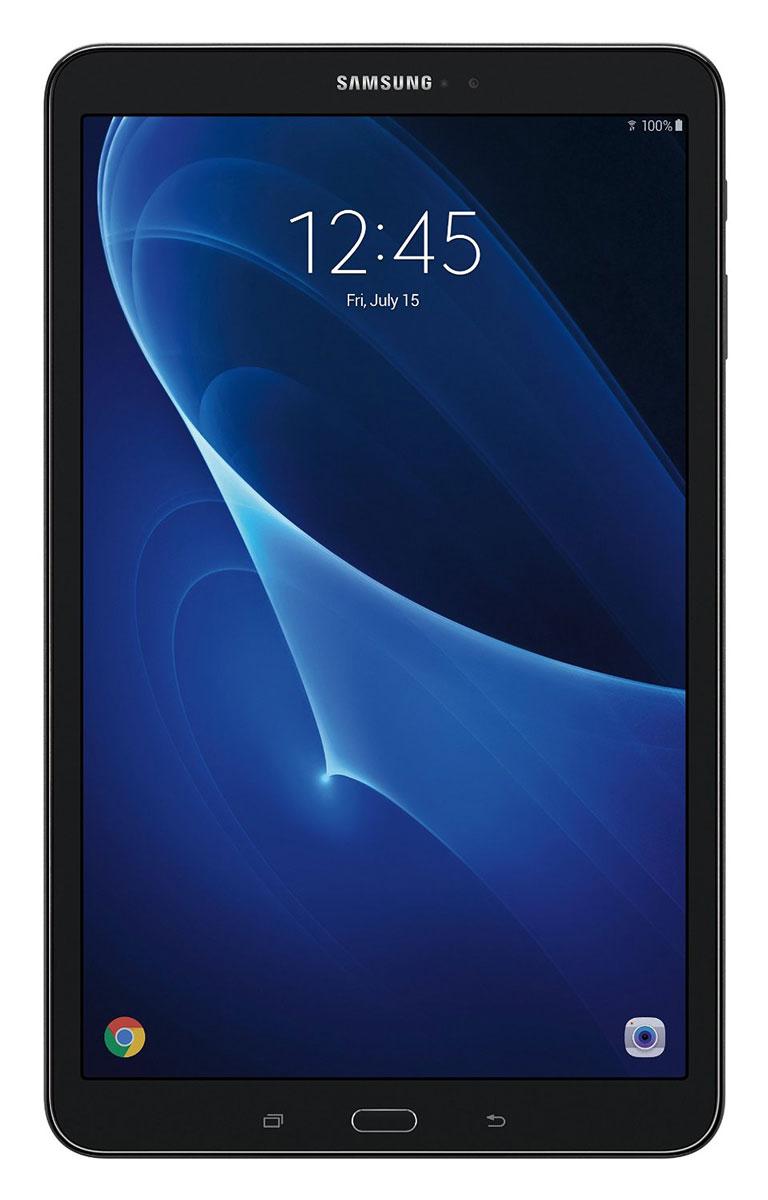 """10.1"""" Планшет Samsung Galaxy Tab A Wi-Fi (2016) 16 GB, черный"""