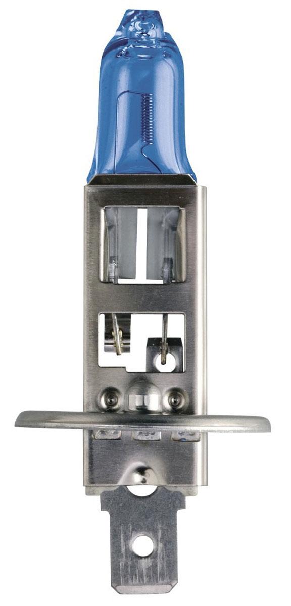 Лампа автомобильная галогенная Philips DiamondVision, для фар, цоколь H1 (P14,5s), 12V, 55W галогенная автомобильная лампа philips masterduty h1 24v 70w p14 5s вибростойкая 1шт 13258mdb1