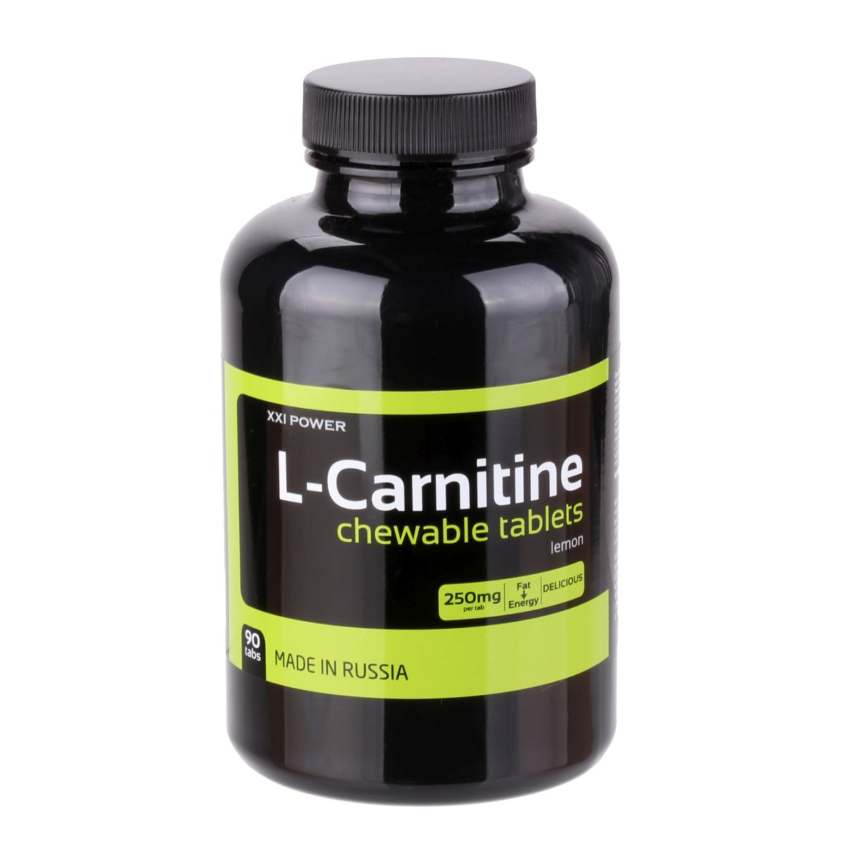 Жевательные таблетки ХХI Power L-карнитин, цитрус, 90 таблеток синглон 5мг 28 таблетки жевательные