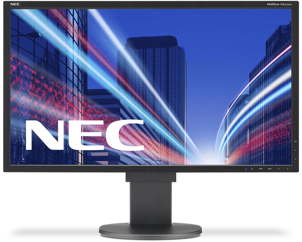 Монитор NEC EA223WM-BK, Black