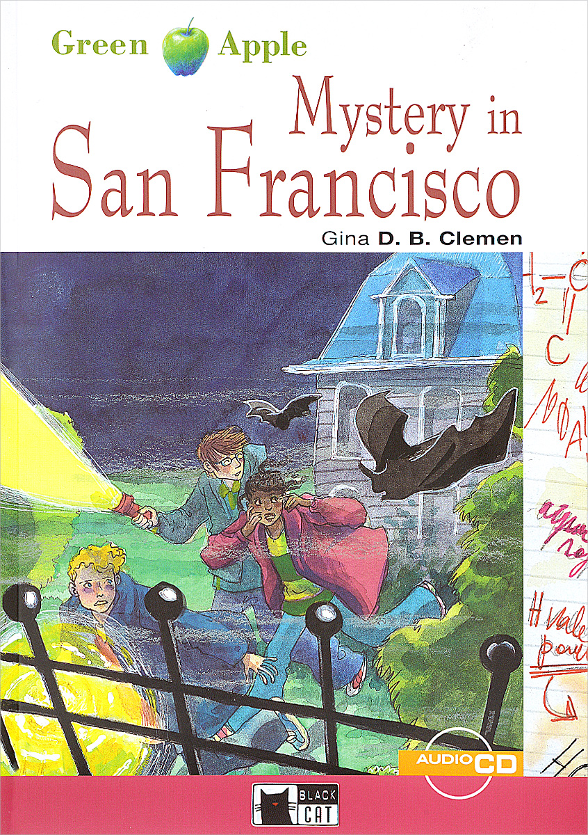 Mystery In San Francisco (+ CD) gardner edmund g the story of siena and san gimignano