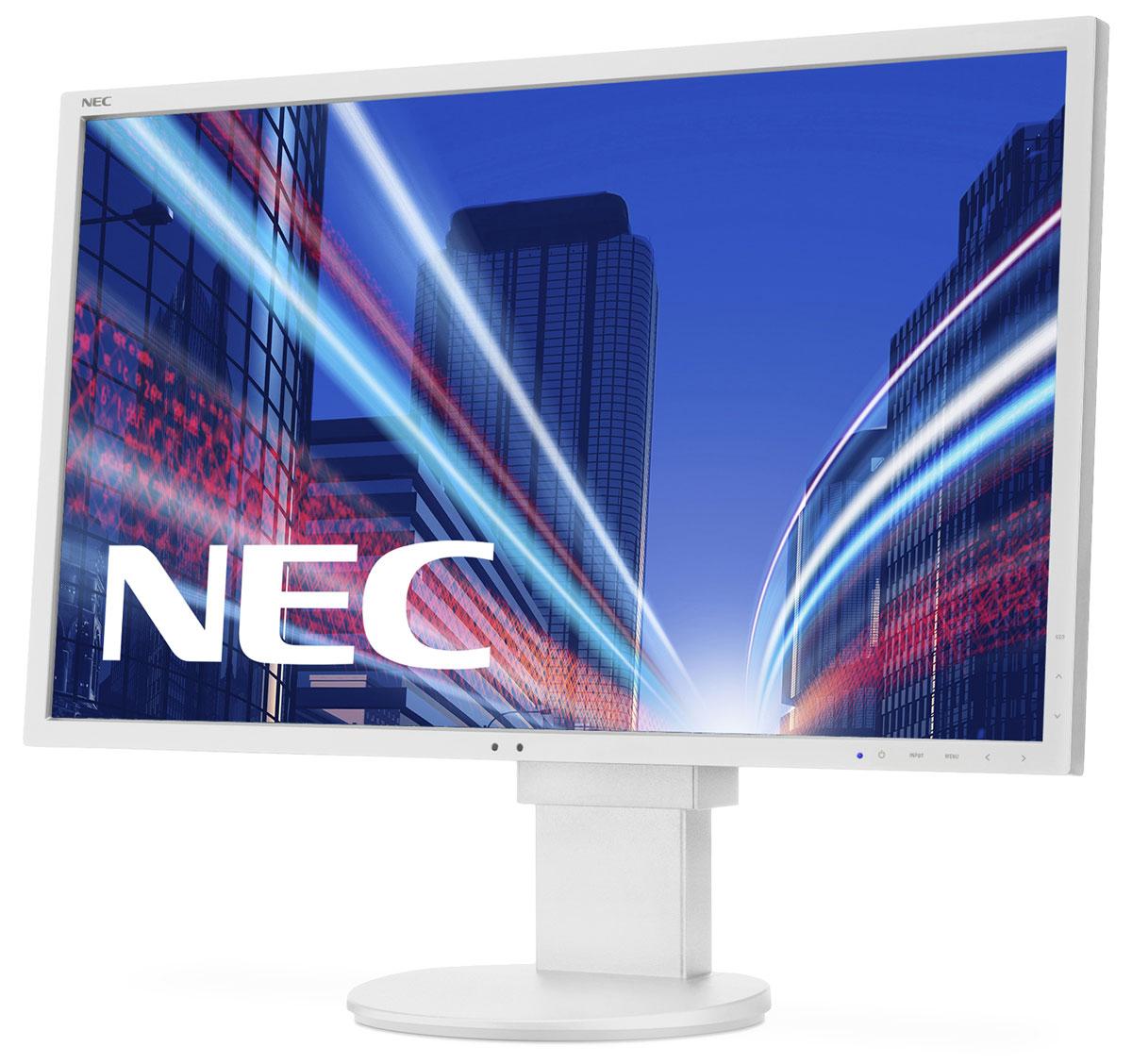 NEC EA275WMi, White монитор