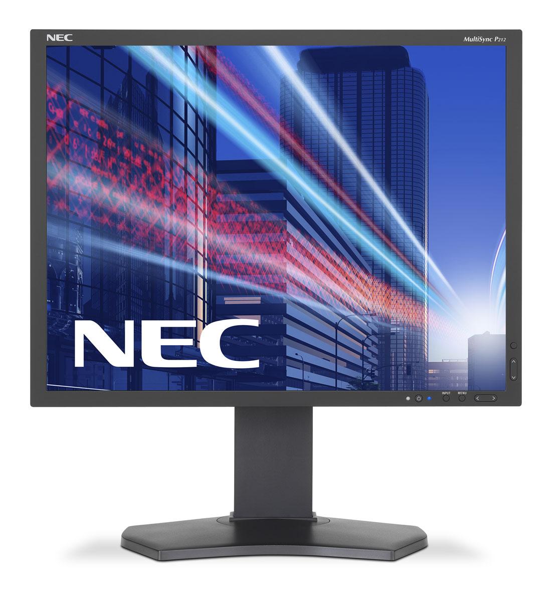 NEC P212-BK, Black монитор