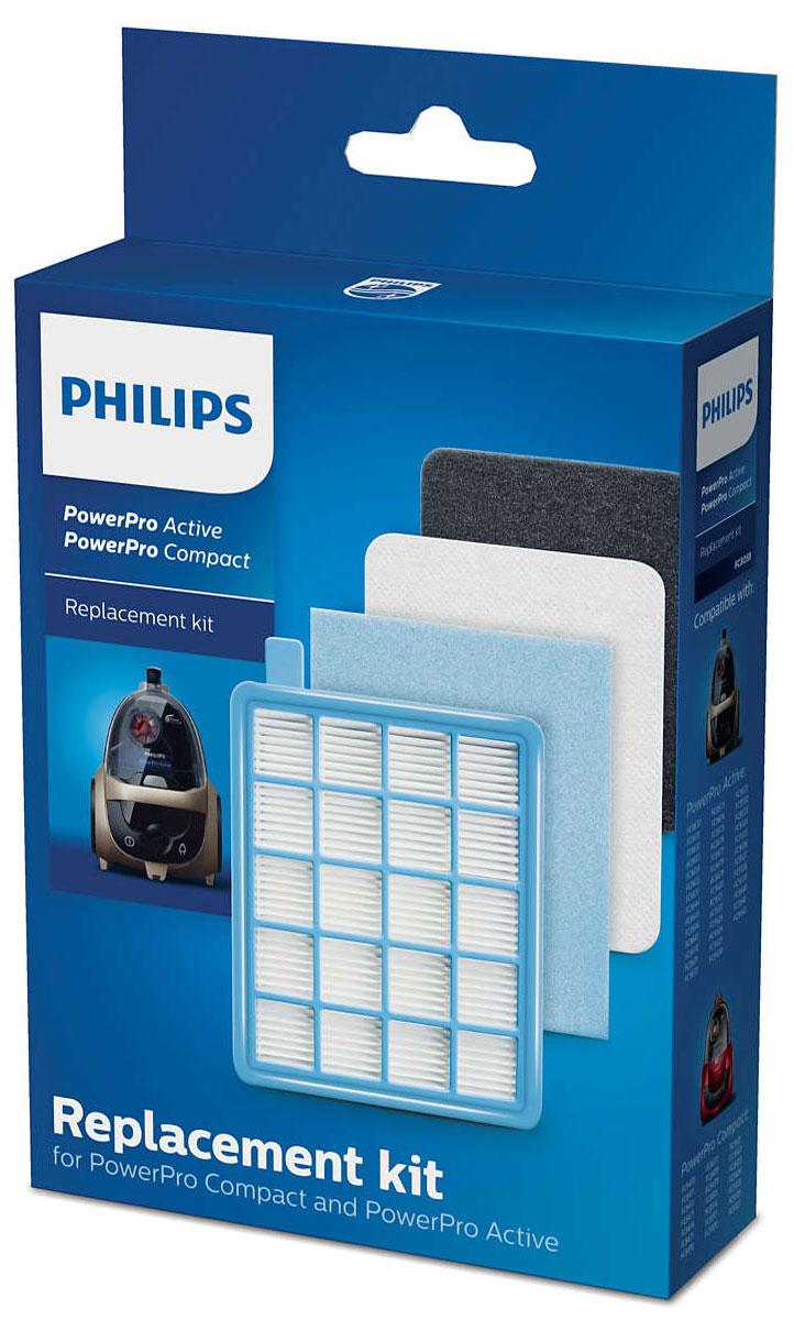 Philips FC8058/01набор аксессуаров для пылесосов серий FC863X и FC847X Philips