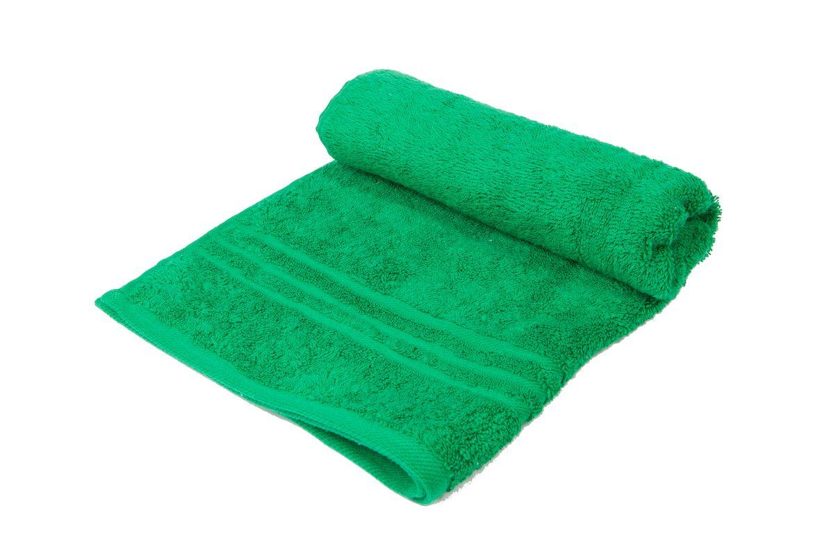 "Полотенце махровое Arloni ""Marvel"", цвет: зеленый, 50 x 90 см. 44032.2"