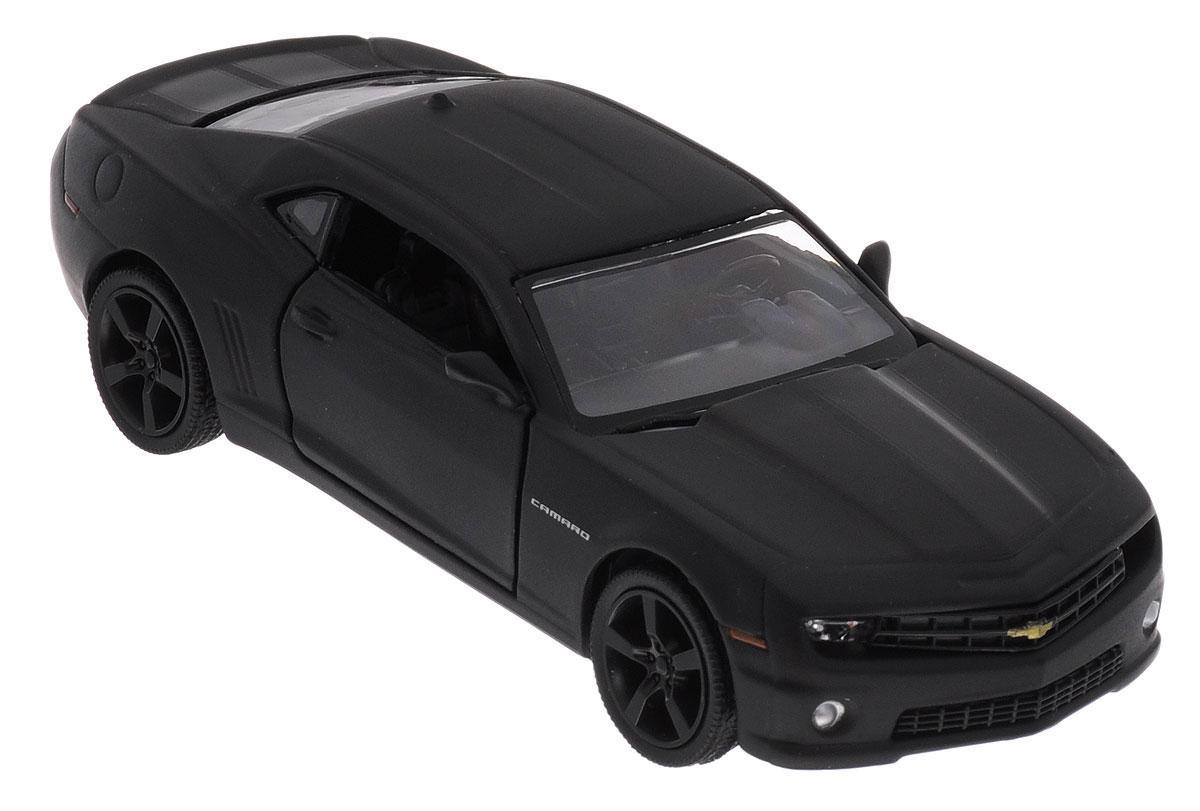 Uni-Fortune Toys Модель автомобиля Chevrolet Camaro цвет черный