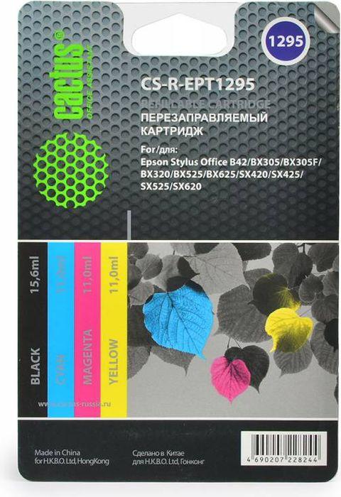 Картридж Cactus CS-R-EPT1295, для струйного принтера