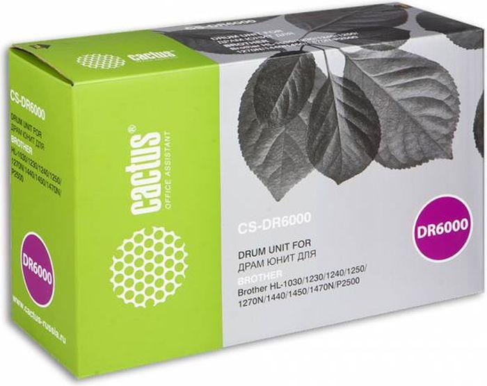 Фотобарабан Cactus CS-DR6000, для лазерных принтеров
