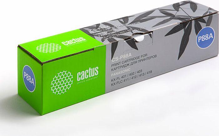 Картридж Cactus CS-P88A, черный, для лазерного принтера