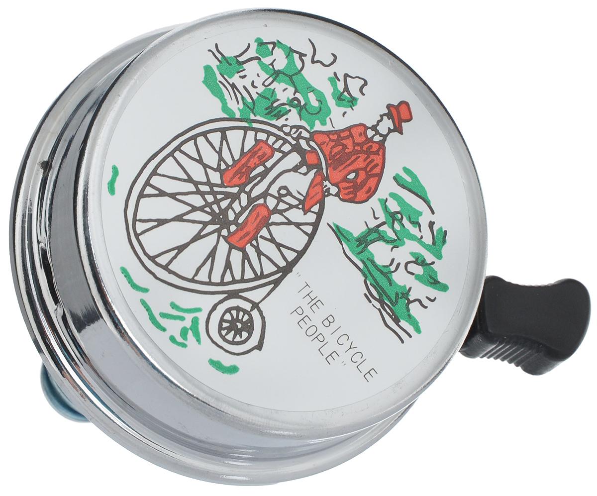 Звонок велосипедный Odinn Ретро