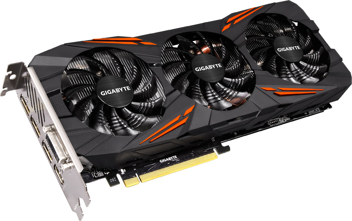 Видеокарта Gigabyte GeForce GTX 1070 G1 Gaming 8GB, GV-N1070G1 GAMING-8GD gigabyte geforce gtx 1070 g1 gaming 8gb видеокарта