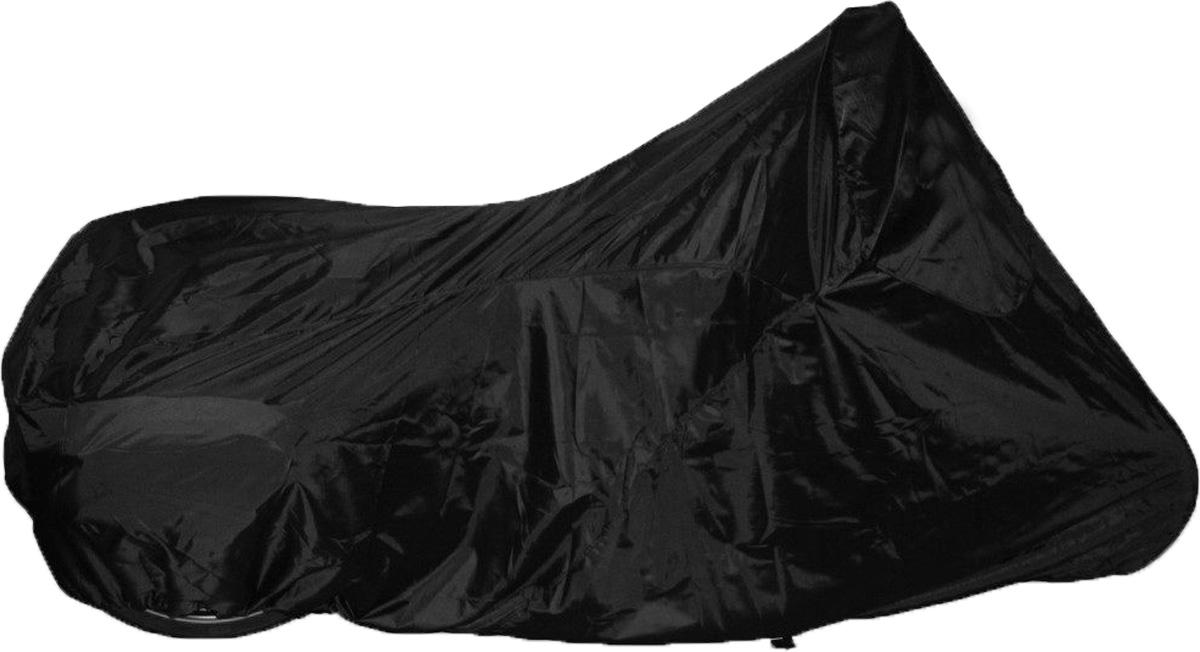 Чехол AG-brand, для мотоцикла, универсальный, цвет: черный. Размер L