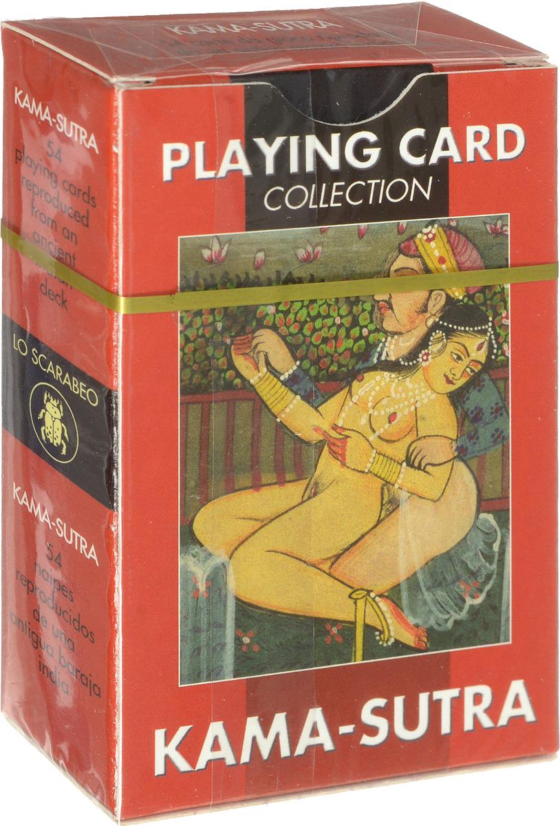 Карты игральные коллекционные Lo Scarabeo Камасутра, 54 карты системный блок lenovo legion t530 28icb 90jl007crs черный