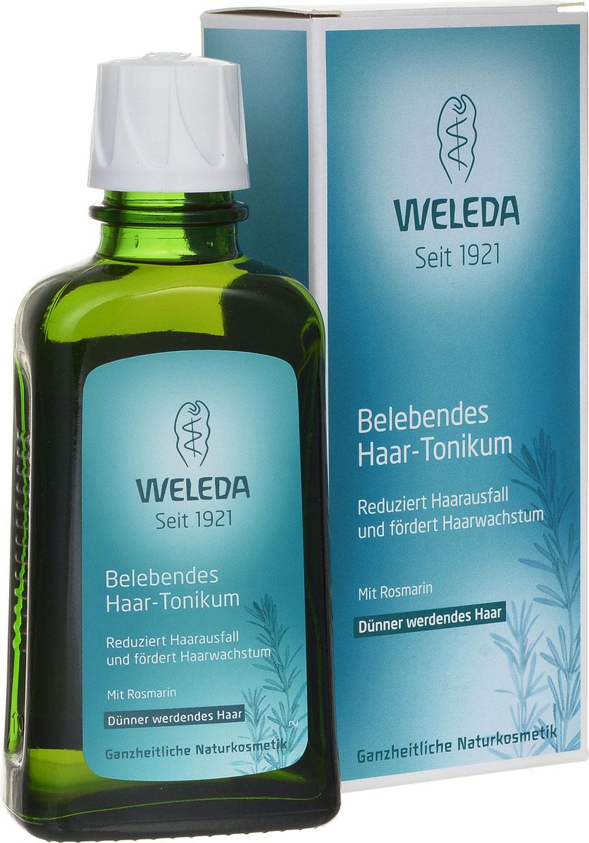 Weleda Средство для роста волос, укрепляющее, с розмарином, 100 мл для волос weleda