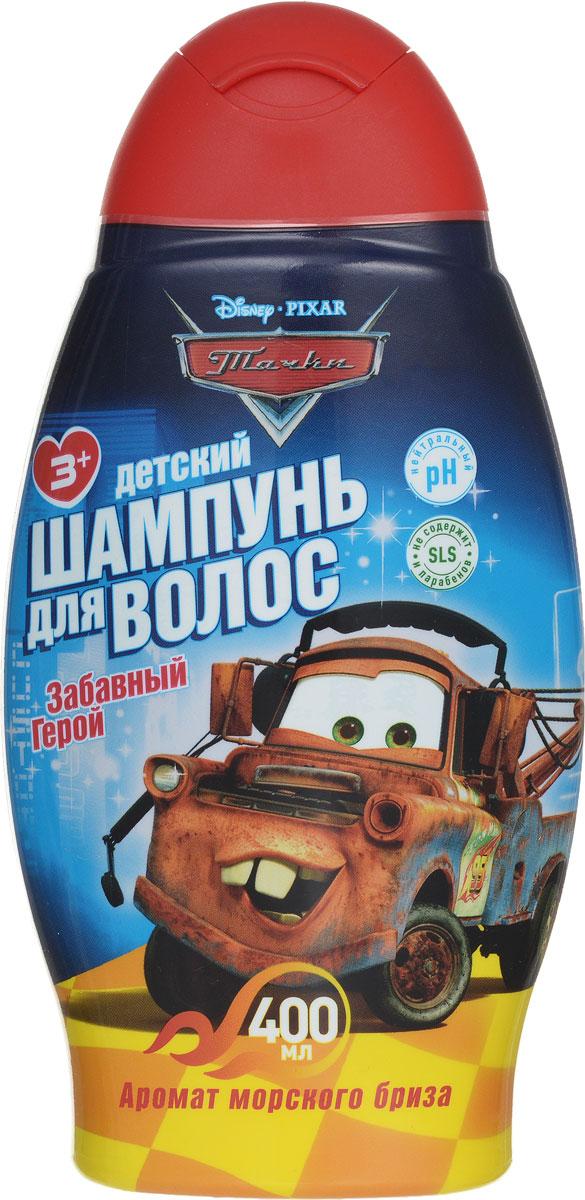 """Детский шампунь для волос """"Забавный герой"""", 400 мл"""