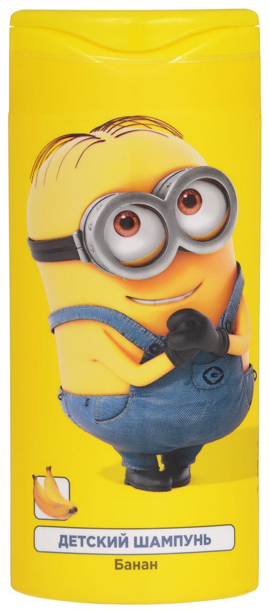 """Гадкий Я Шампунь для волос """"Банан"""", детский, 250 мл"""