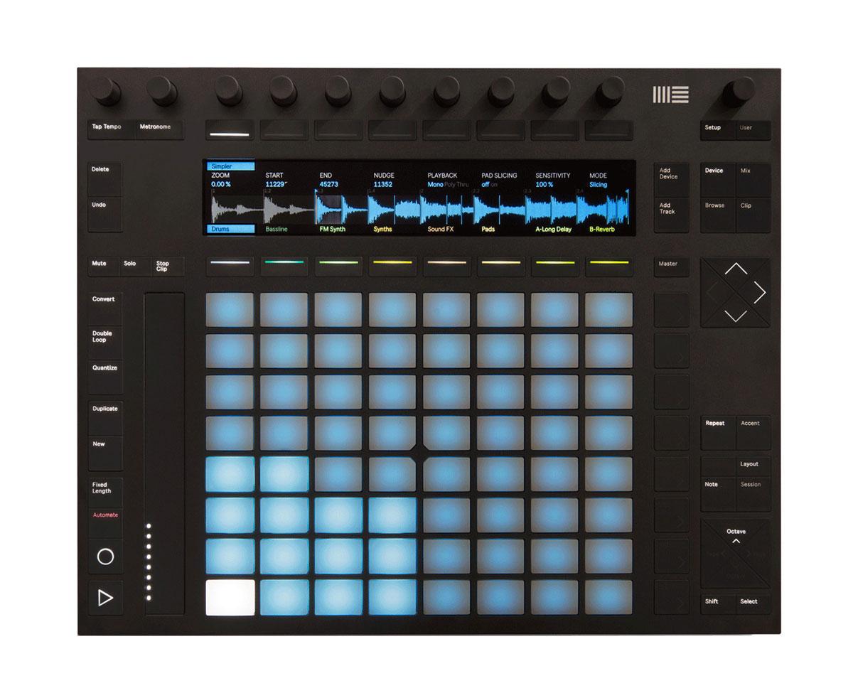 Ableton Push 2 + Suite Bundle MIDI-контроллер