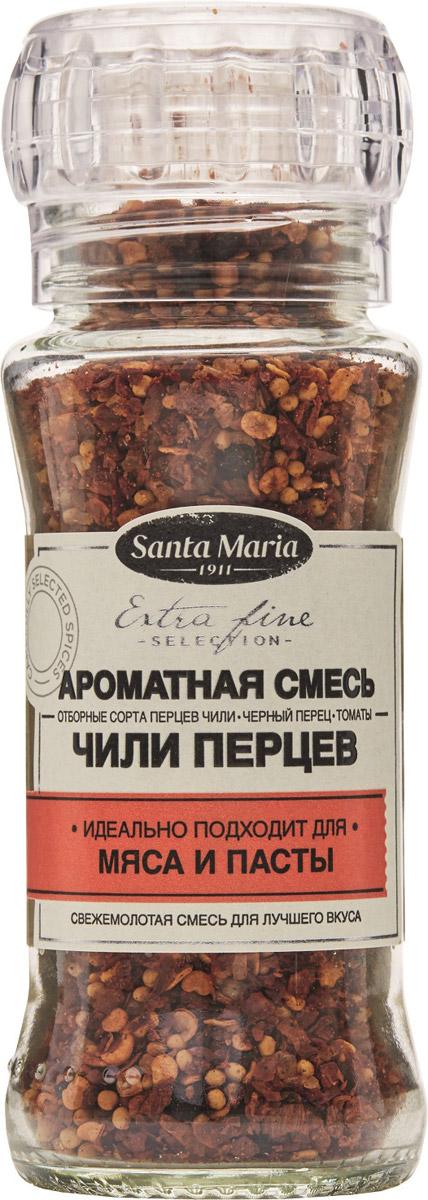 Santa Maria Ароматная смесь чили перцев, 70 г