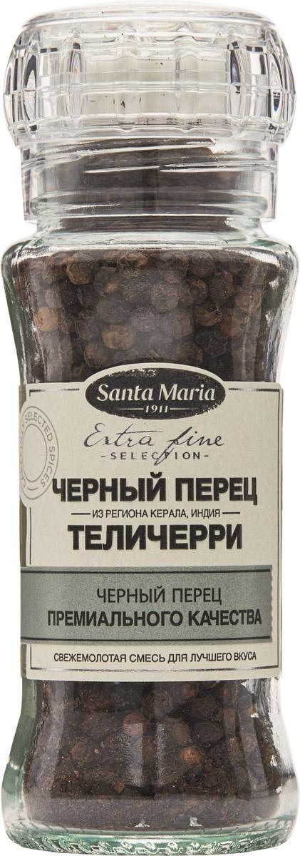 Santa Maria Черный перец Теличерри, 70 г santa maria смесь из пяти видов перца 190 г