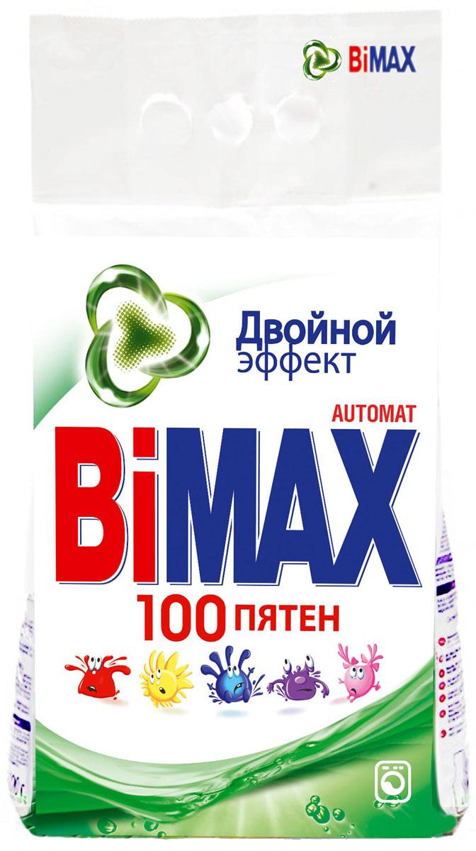 Стиральный порошок BiMax 100 пятен, 3 кг. 502-1 стиральный порошок bimax color 1 5 кг