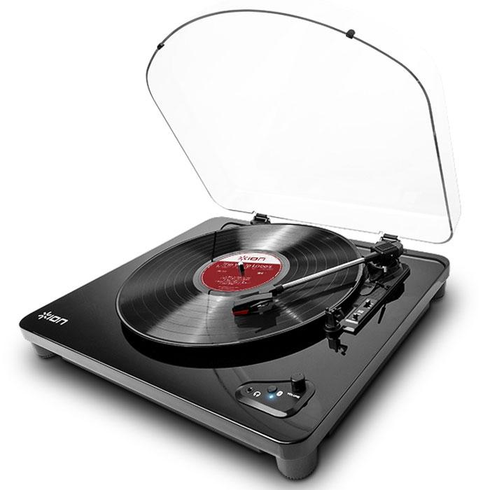 цена на Проигрыватель виниловых дисков ION Audio Air LP, Black