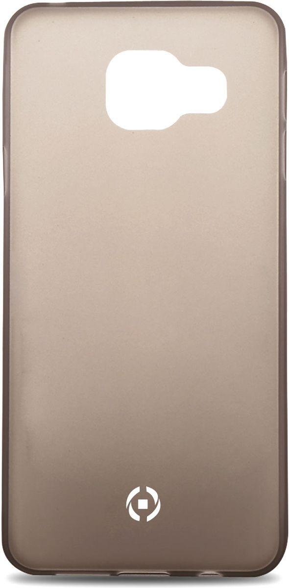 Celly Frost чехол для Samsung Galaxy A3 2016, Grey celly frost чехол для samsung galaxy a5 grey
