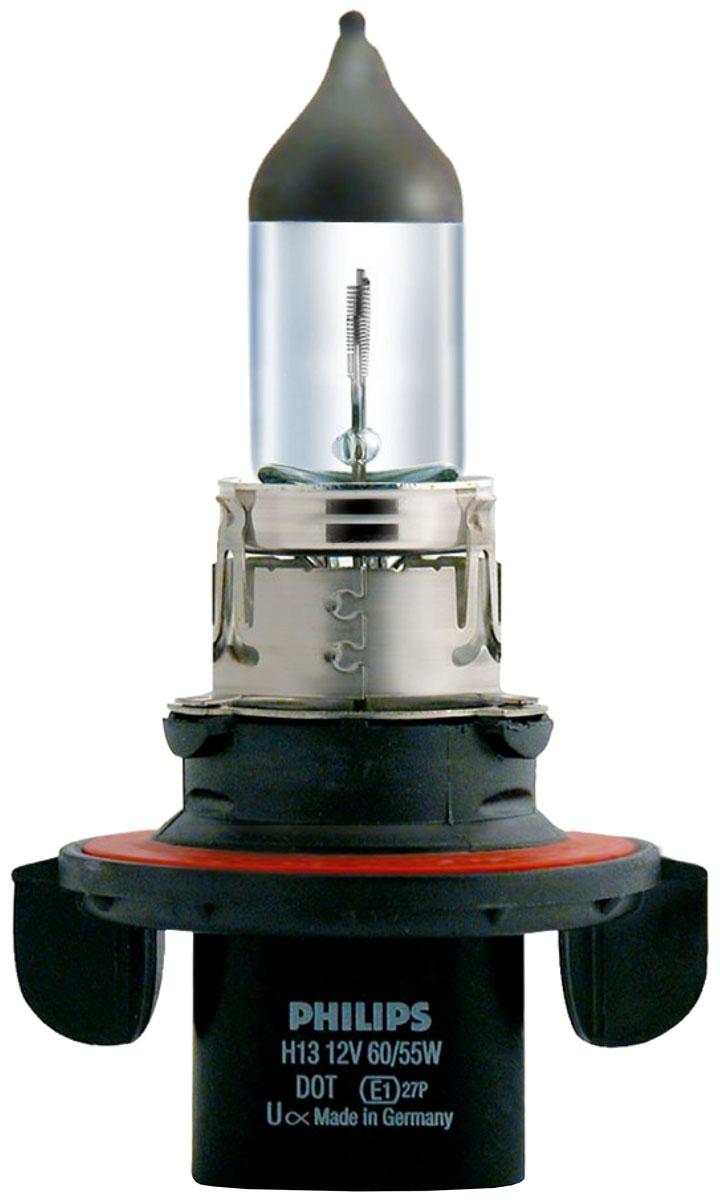 Галогенная автомобильная лампа Philips H13 12V-60/55W (P26.4t) 9008C1