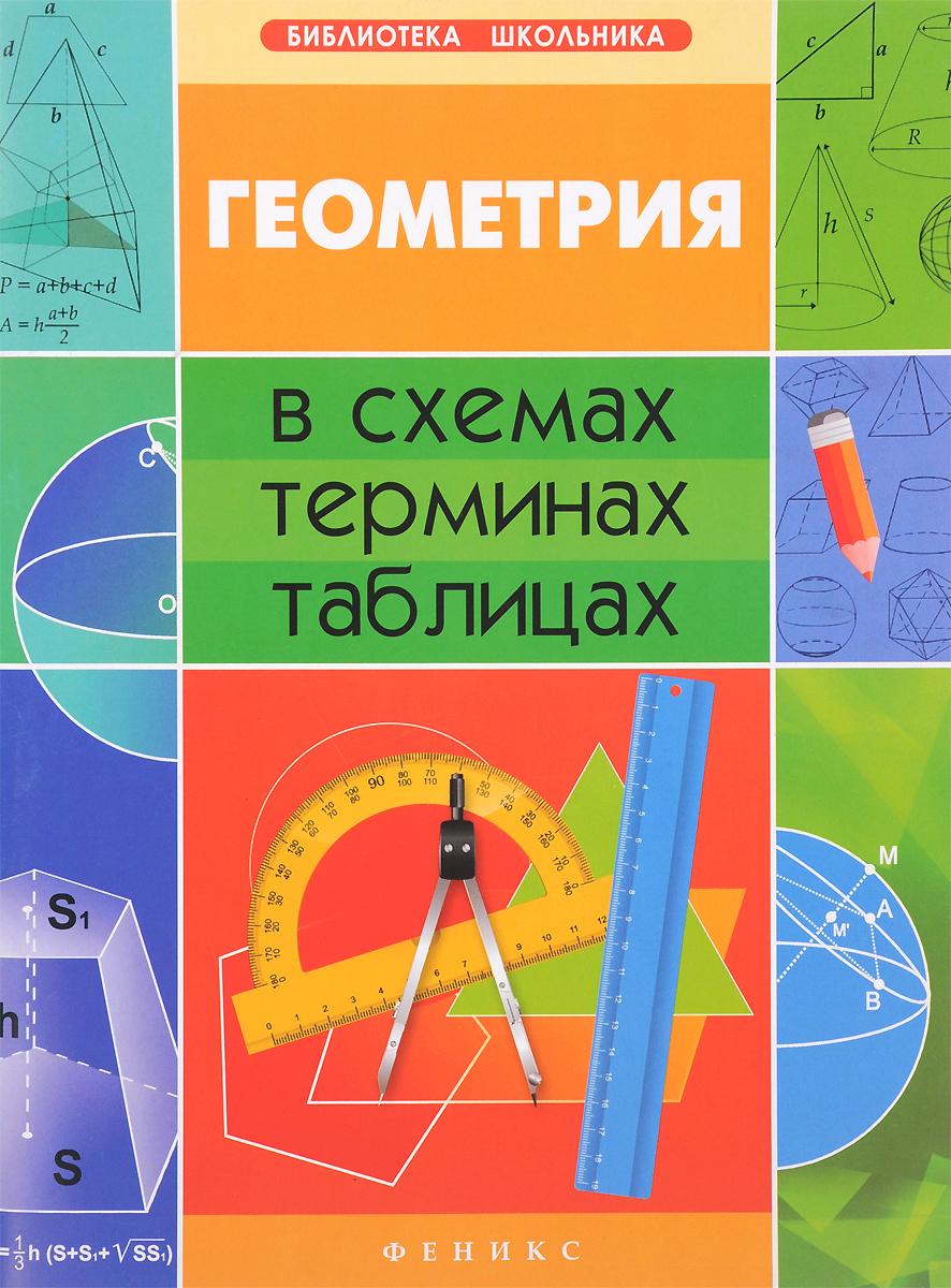 А. Н. Роганин Геометрия в схемах, терминах, таблицах