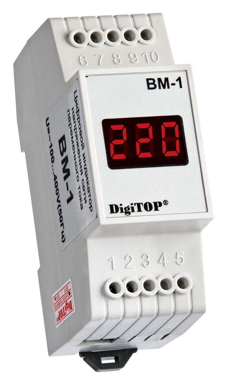 Вольтметр DigiTOP Вм-1 цена