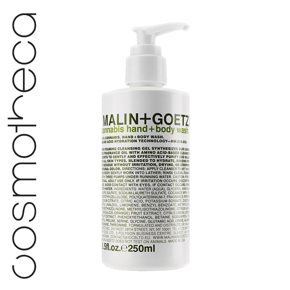 Malin+Goetz Гель-мыло для душа и рук