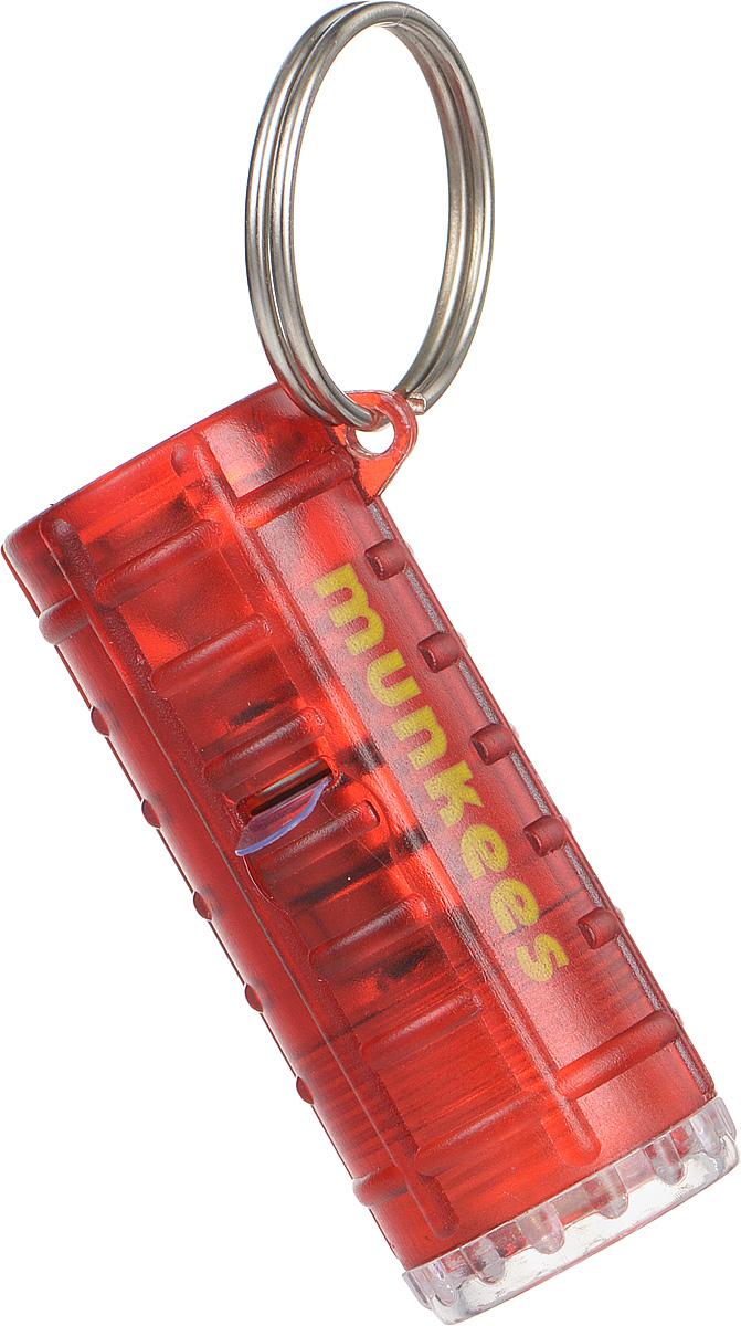 Брелок-фонарик Munkees, 4 режима