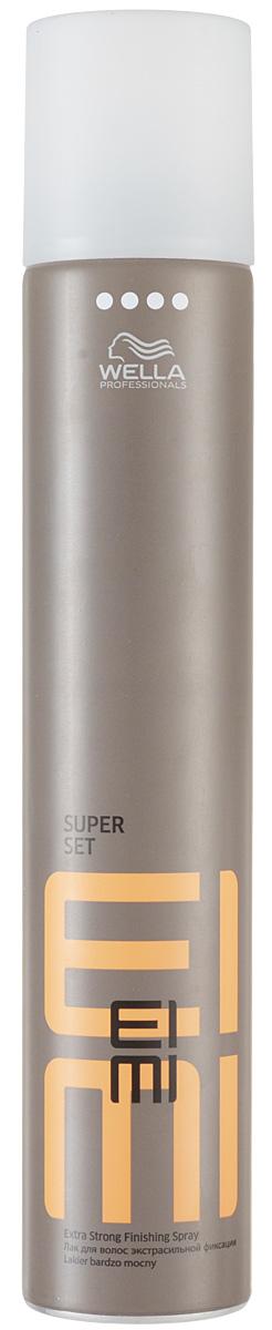 Wella EIMI Super Set – Лак для волос экстрасильной фиксации 500 мл protective glass red line for iphone 6 6s 4 7 full screen 3d white