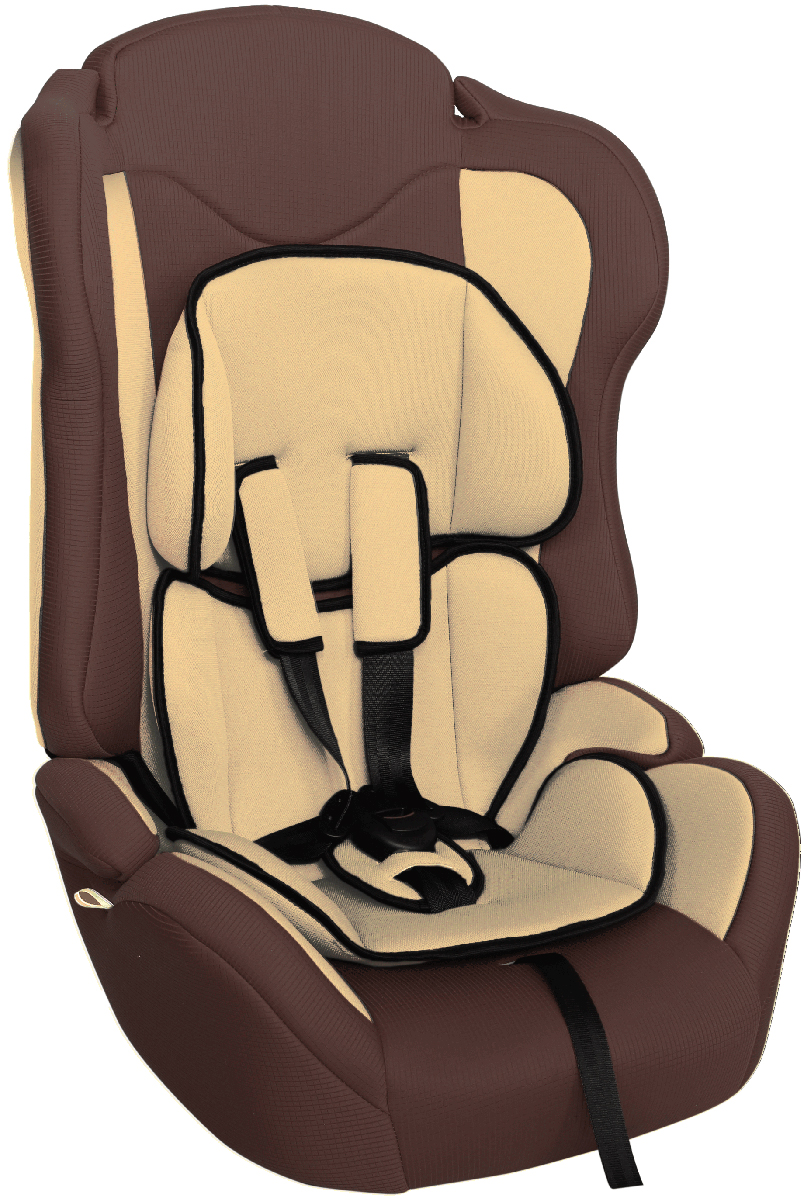 Zlatek Автокресло Atlantic Lux цвет коричневый автокресло zlatek atlantic от 9 до 36 кг крес0166 красный